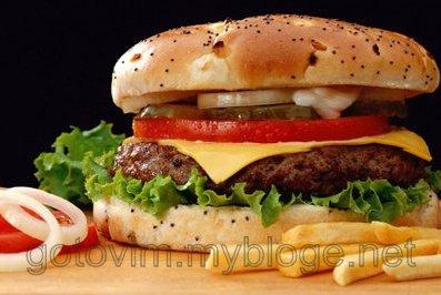 Рецепт бургеров как в макдональдсе