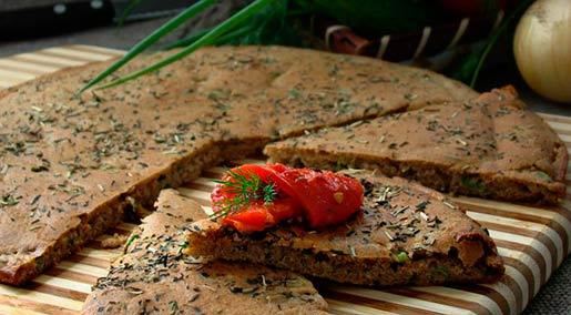 Луковые лепешки – рецепт вкуснейшей выпечки из ржаной муки