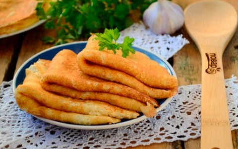 Блины из картошки