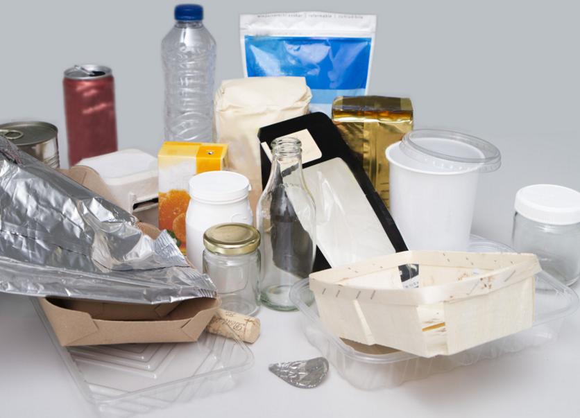 Виды упаковки для продуктов