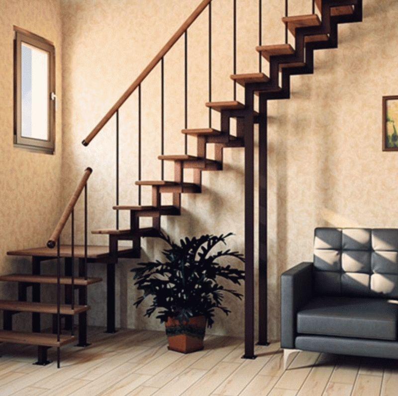Чердачные лестницы – расположение и освещение
