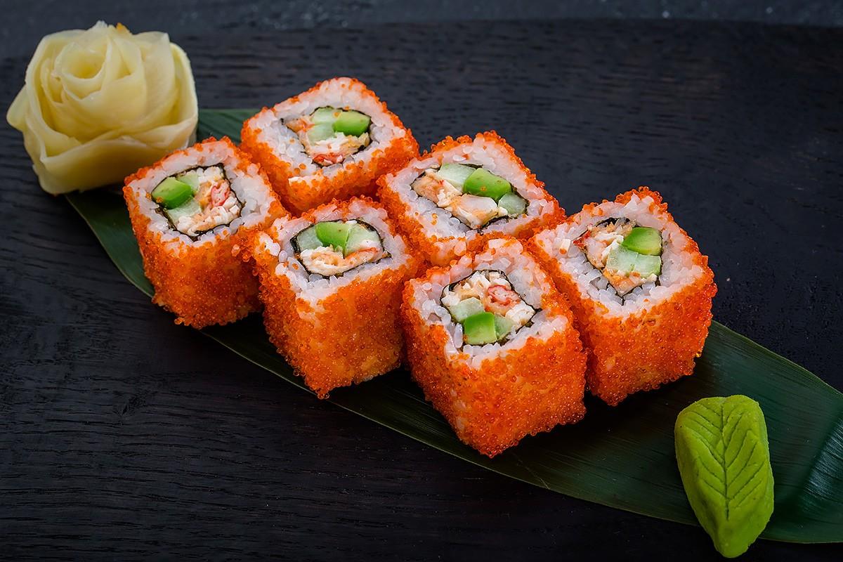 Вариации на тему суши