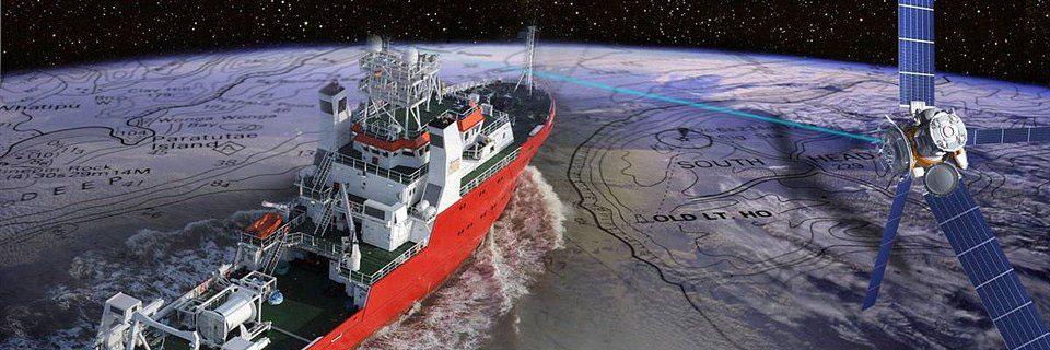 Как корабли находят дорогу в море