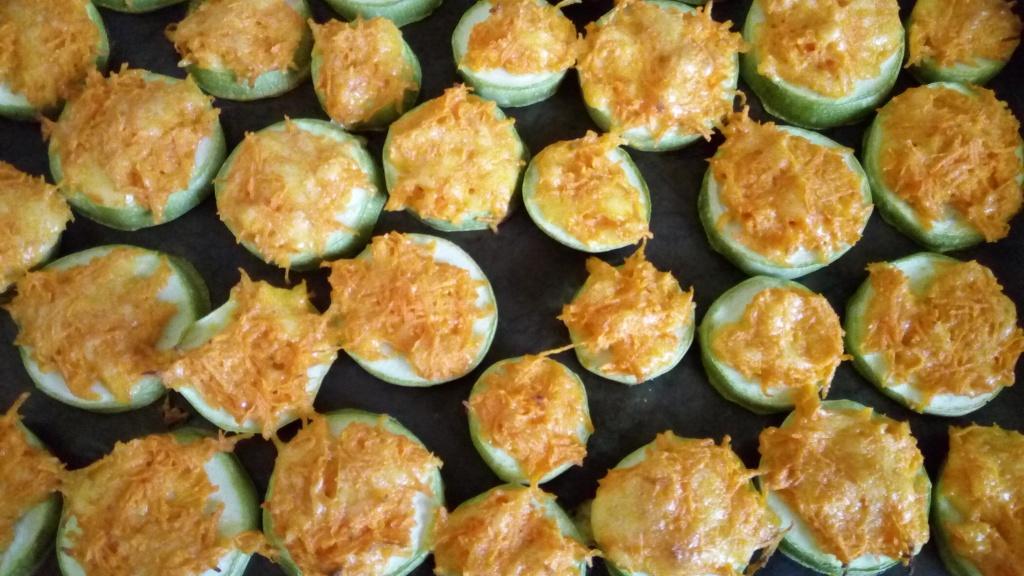 Рецепт кабачков, приготовленных кружочками