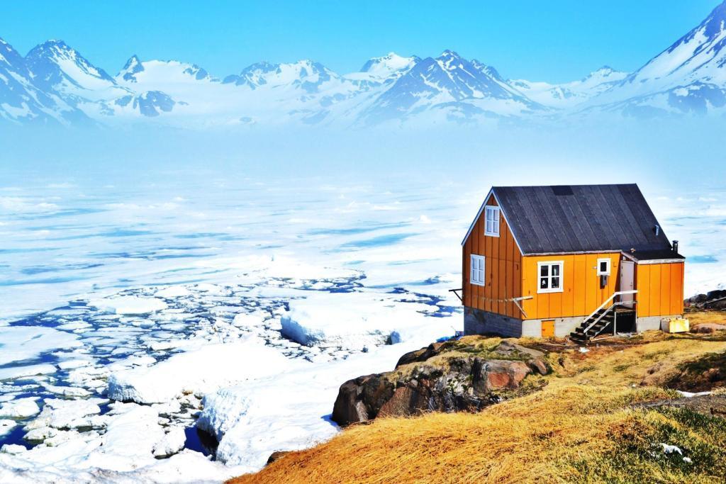 Теория Хоббса относительно атмосферной циркуляции Гренландии