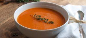 суп из помидоров быстрый рецепт