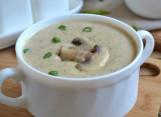 крем-суп из шампиньонов пошаговый рецепт