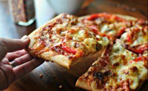 рецепт вкусной и быстрой домашней пиццы