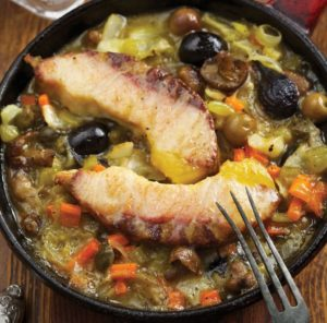 солянка рыбная вкусная рецепт