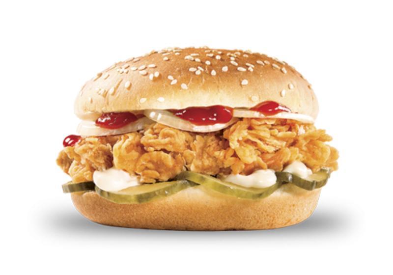 Бургер Сандерс KFC