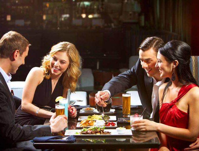 Почему люди любят ходить в рестораны