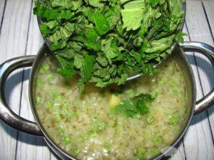 суп с крапивой фото