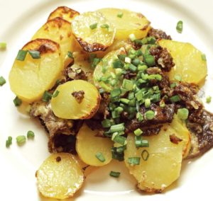 скоблянка мясная рецепт с фото