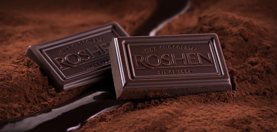 шоколад Рошен