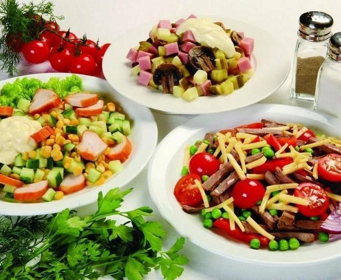 13 национальных салатов, которые легко готовить