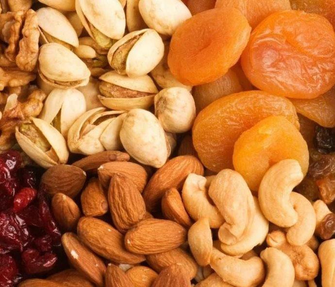 7 сухофруктов и орехов, которые необходимы для вашего здоровья