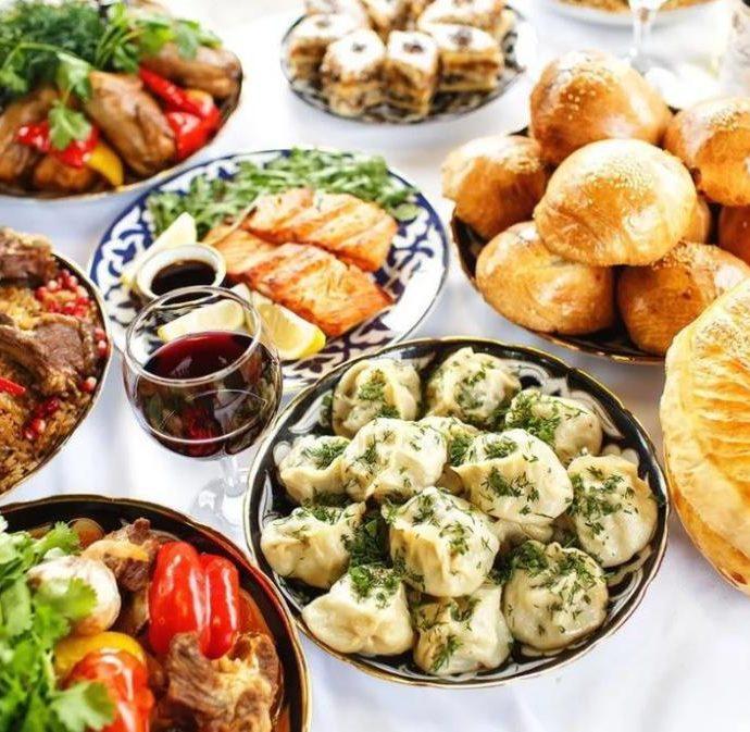 Рецепты иностранных блюд