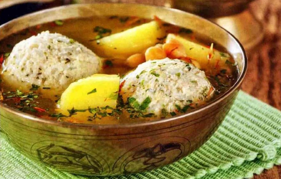 Кюфта из рыбы по-армянски рецепт