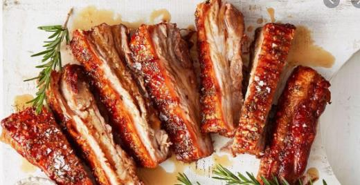 Свиная грудинка на гриле рецепты приготовления