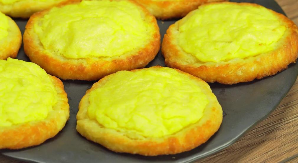 Картофельная шаньга