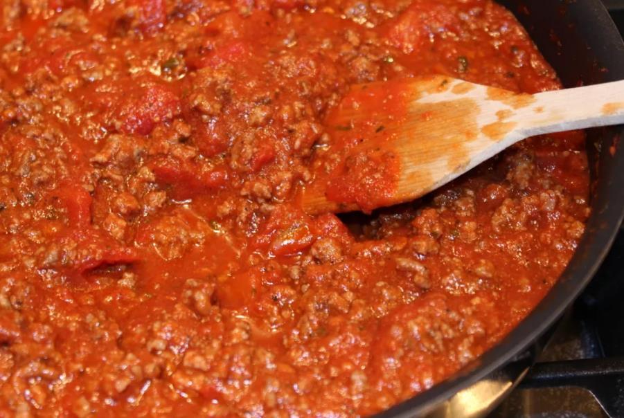 Чили соус – мясная подливка