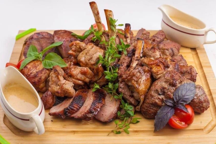 Рецепты копченых мясных блюд