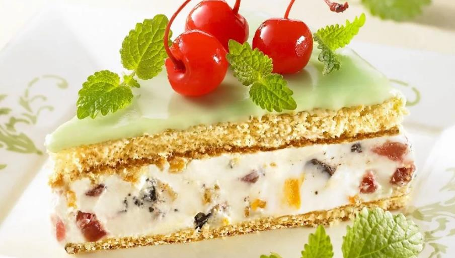 Панеттоне — торт мороженое
