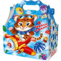 Сладкие подарки в год Тигра