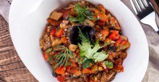 салат мангал азербайджанская кухня рецепты с фото