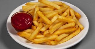 Картофель фри как в Макдональдсе