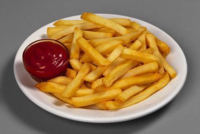 Картофель фри в микроволновке – вкусный рецепт