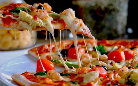 Тонкое дрожжевое тесто для пиццы